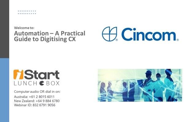 iStart - Digitising CX
