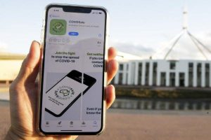 CovidSafe Australia app