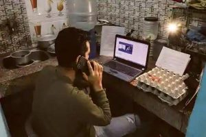 Work from home innovation lacking