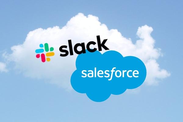 Slack and Salesforce