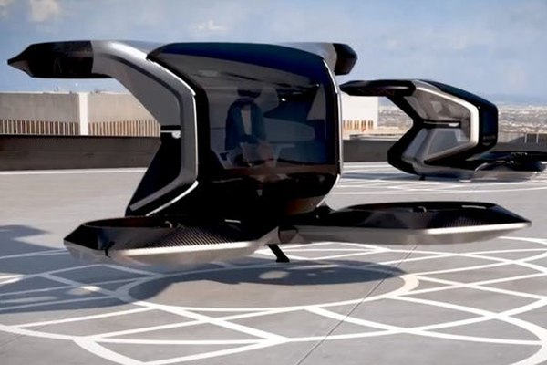 CES 2021: From sanitisers to GM's flying car