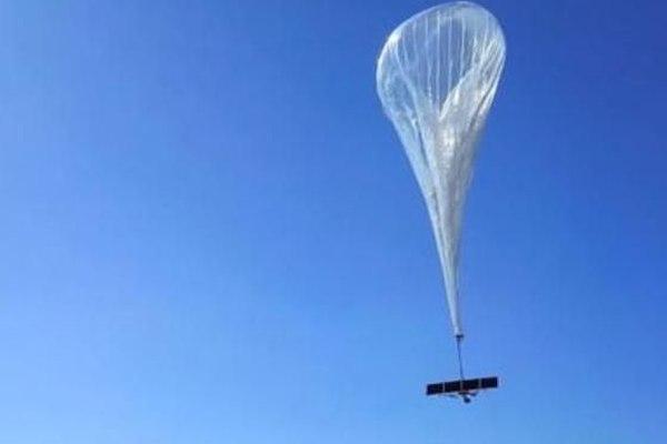 Loon internet balloon