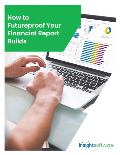 Futureproof your financial report builds