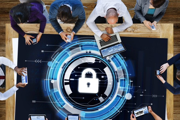 Financial services and banking tops for security culture